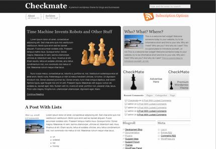 checkmate-wordpress-theme